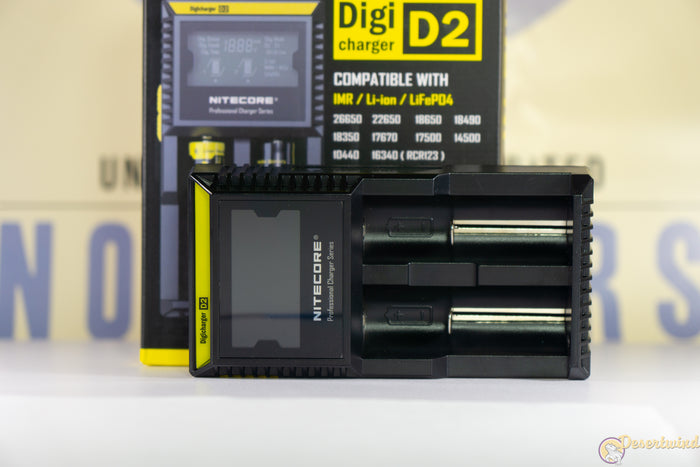 Nitecore - DigiCharger D2