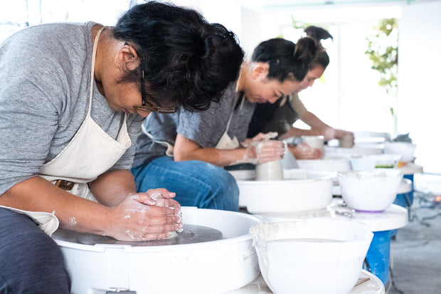 September / October Pottery Class