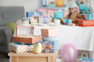 Everyone Chip In! Group Gift Ideas for a Baby Shower