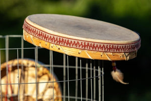 How To Make Your Own Native American–Style Drum