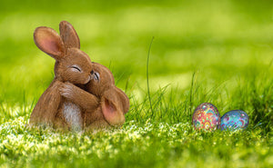 Every 'bunny' loves bunnies at Easter [Infographic]