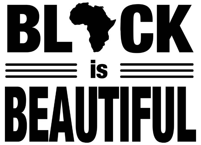 Black is Beautiful