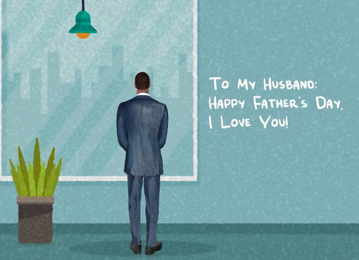 To My Husband