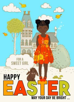 Easter Best - Black Girl