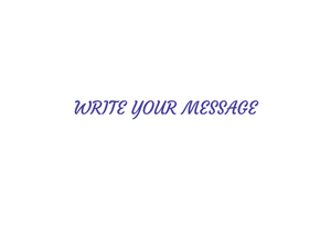 Inside 2 - Write Your Message