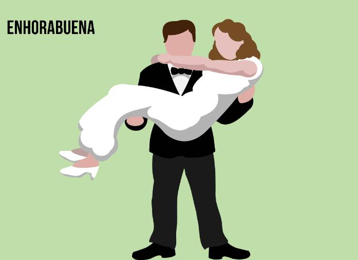 Bride & Groom (Spanish)