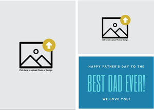 Best Dad -  Photo Card