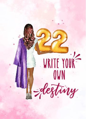 Write Your Destiny