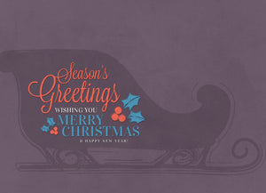 Wishing You Season's Greetings