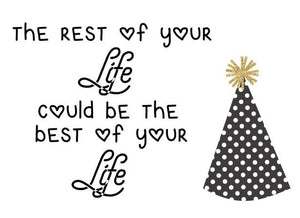 The Best of Your Life