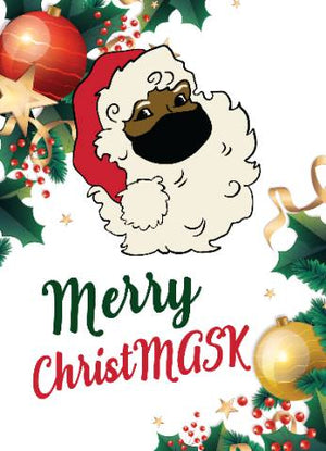Merry ChristMASK - #2