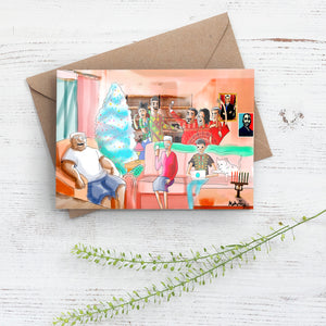 Boxed Greeting Cards - A Wonderful Black Life