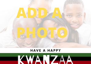 Kwanzaa Family Photo