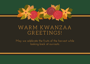 Blessed Kwanzaa