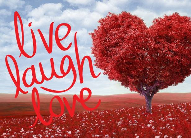 Live for Love and Laughs