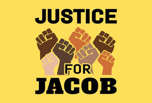 Jacob Blake Deserves Justice - Postcard