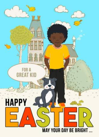 Easter Best - Black Boy
