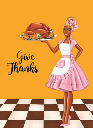 Always Give Thanks