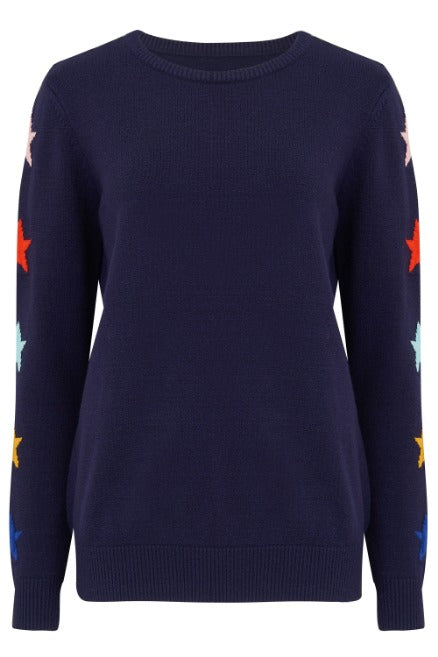 Stacey Star Sleeve Sweater