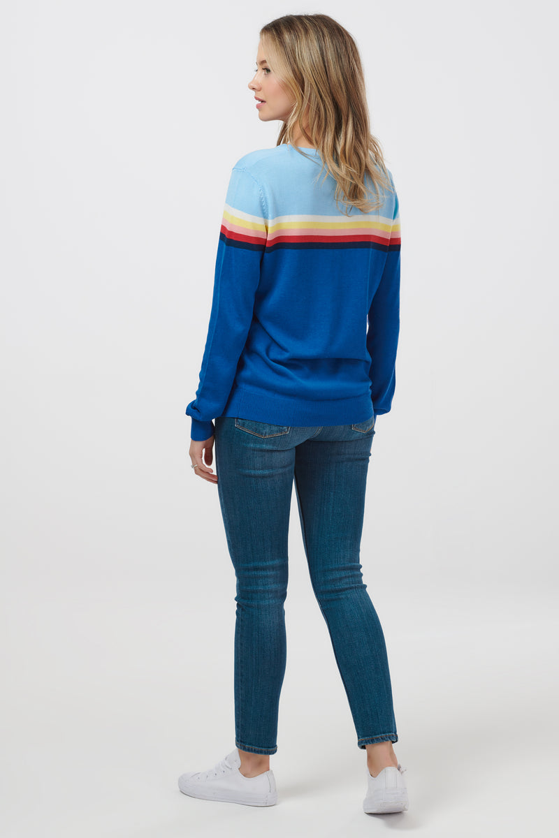 Rita Sundown Spectrum Sweater