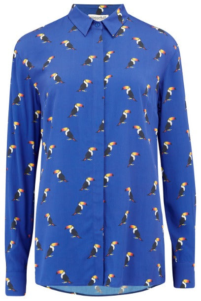 Joy Rainbow Toucan Shirt