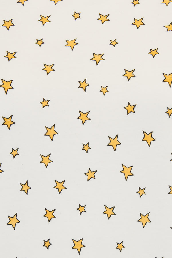 Maggie Little Star Print T-shirt #WearAndCare