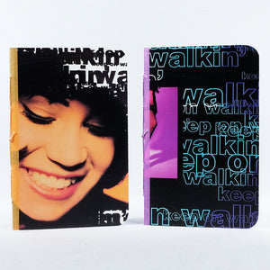 "CeCe Peniston ""Keep on Walkin'"" Notebook"