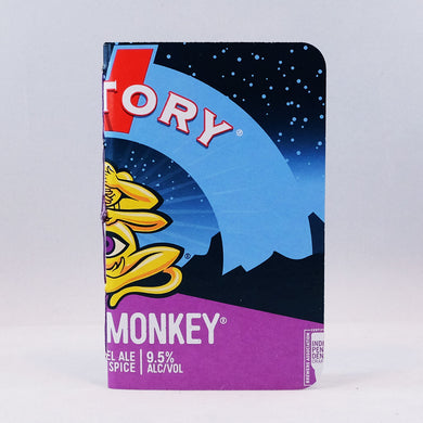 Victory Golden Monkey Notebook