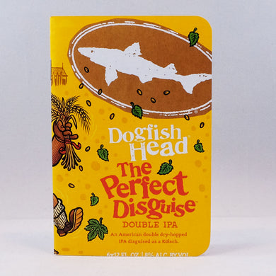 Dogfish Head 2019 The Perfect Disguise Notebook