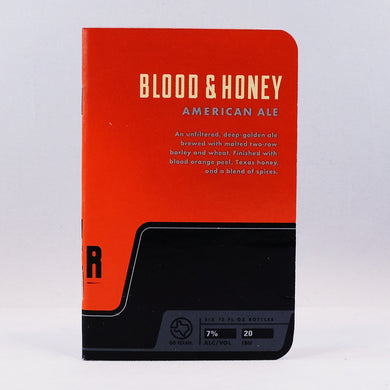 Revolver Blood & Honey Notebook