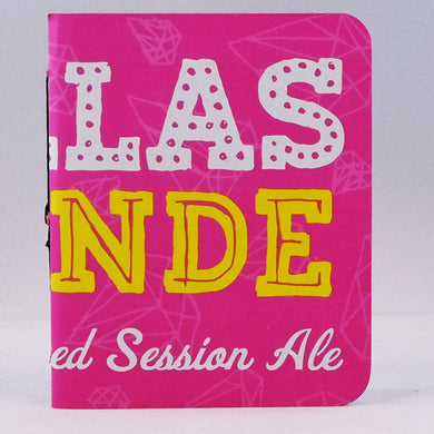 Deep Ellum Dallas Blonde Notebook