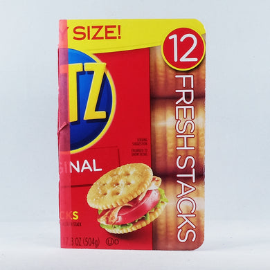 Ritz Family Size Notebook