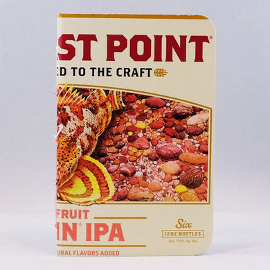 Ballast Point Grapefruit Sculpin IPA Notebook