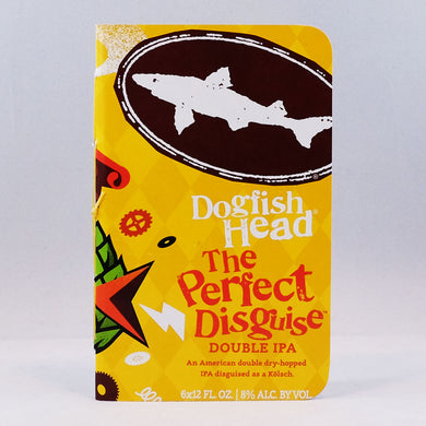 Dogfish Head 2020 The Perfect Disguise Notebook