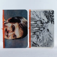 "Load image into Gallery viewer, Brian Sklar & The Canadian Club Entertainers ""C.C. On The Rocks"" Notebook"