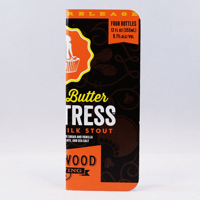 Lakewood Peanut Butter Temptress Notebook