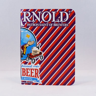 St. Arnolds Root Beer Notebook