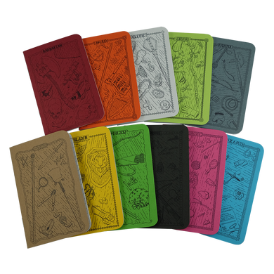 Pathfinder First Edition Notebooks