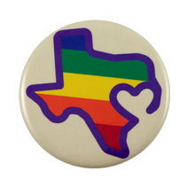 Load image into Gallery viewer, Texas is Love Button