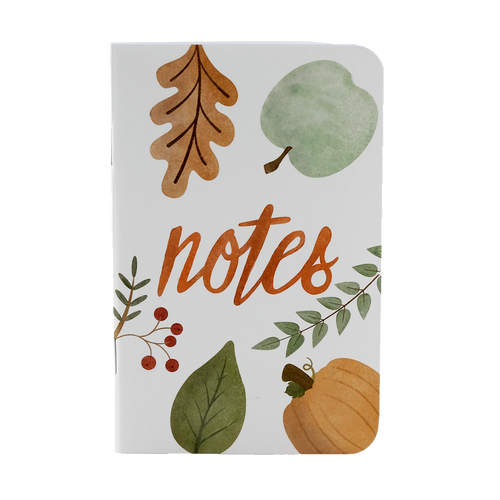 Autumn Notebook