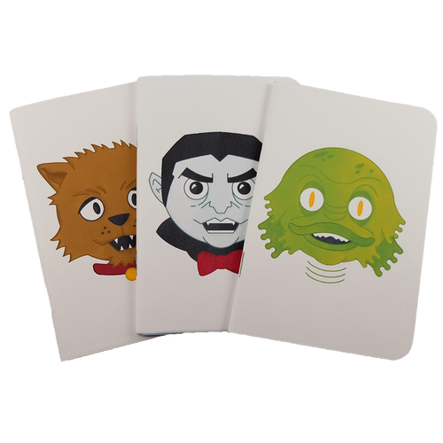 Monster Notebooks