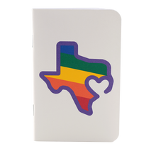 Load image into Gallery viewer, Texas is Love Notebook