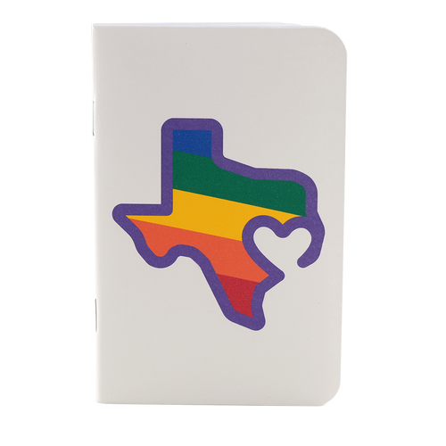 Texas is Love Notebook