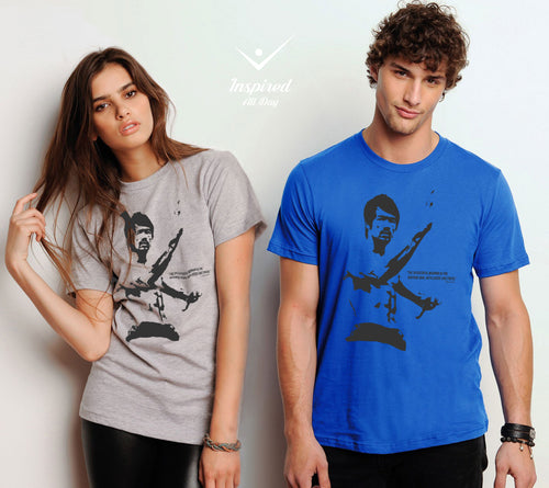 Bruce Lee Short-Sleeve Unisex T-Shirt