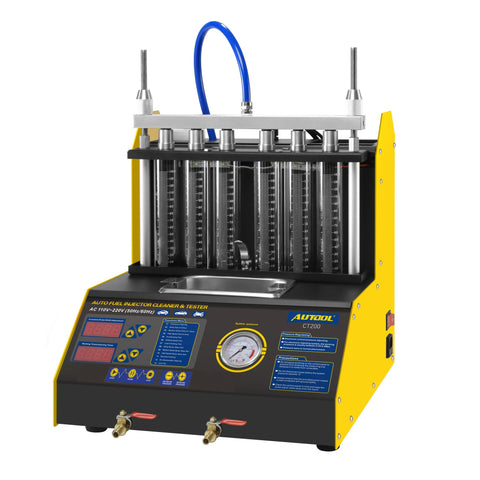Fuel Injector Cleaner & Tester