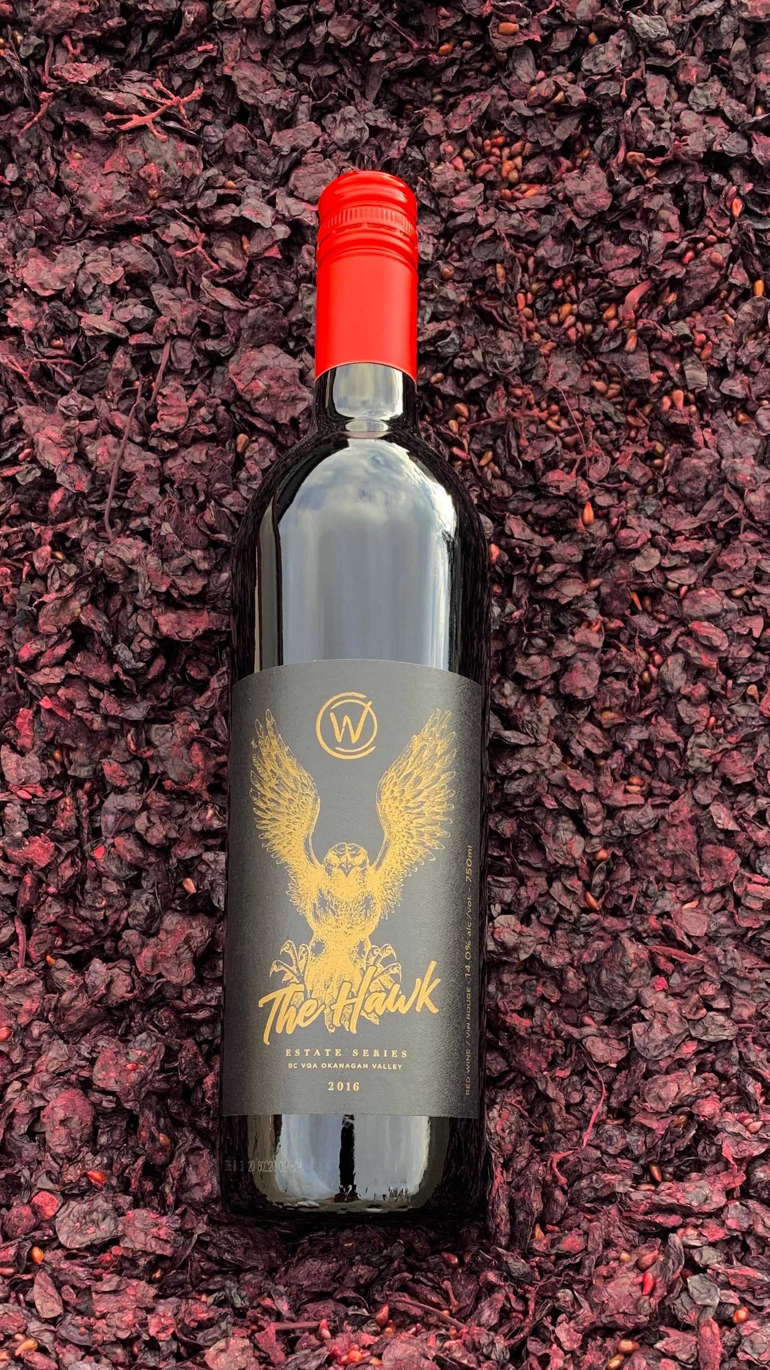 Carter Wine Company Estate Series The Hawk 2016