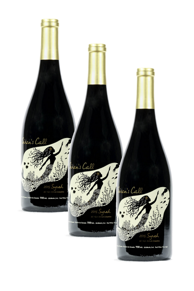 Gift Box Siren's Call Syrah