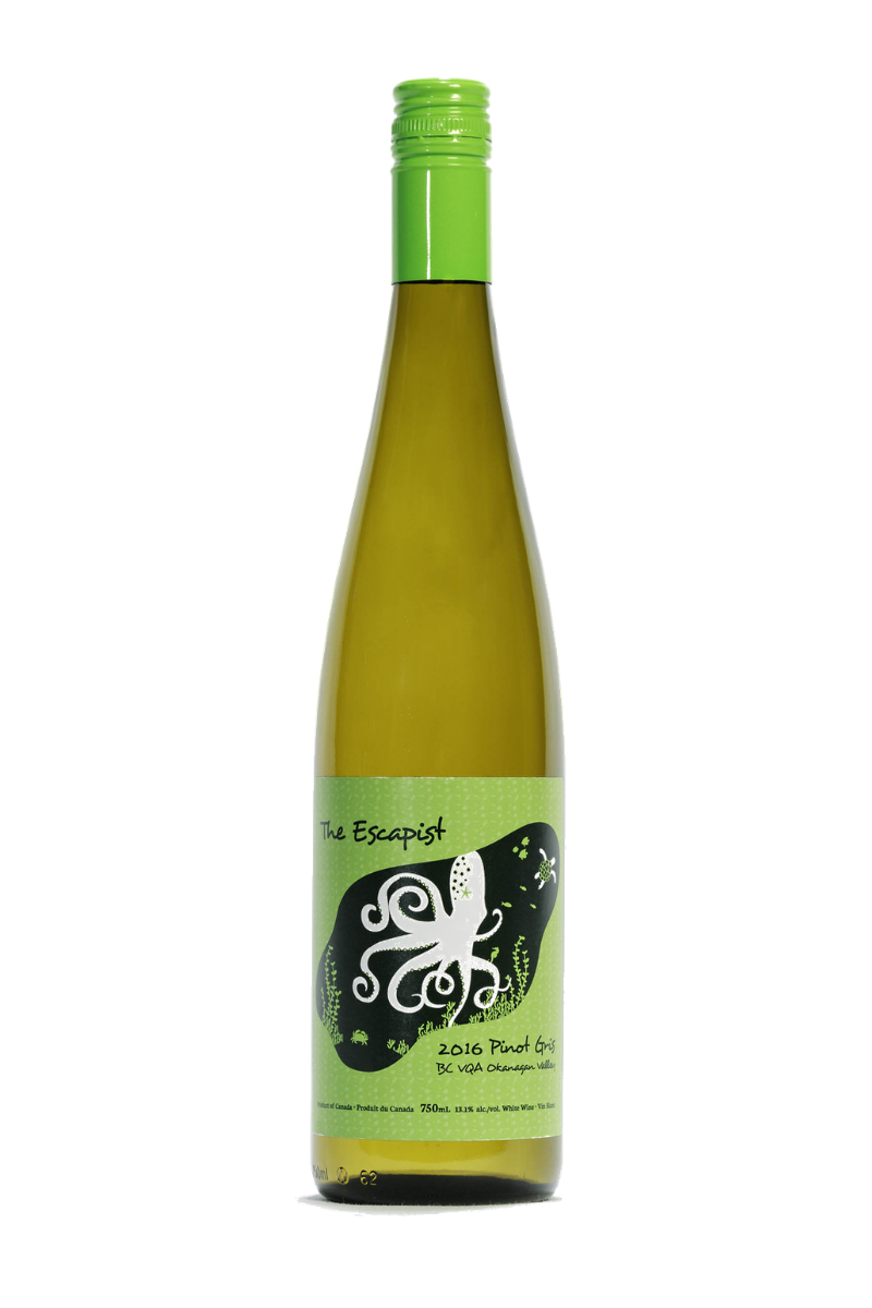The Escapist Pinot Gris 2017