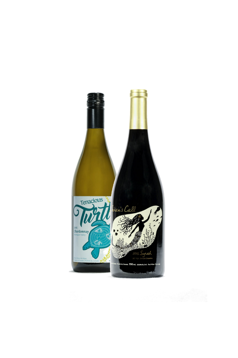 Siren's Call and The Escapist Wine Club Two Pack