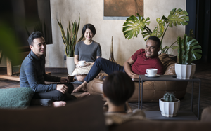 Living Room Conversations: Using Compassion and Understanding to Bridge Divides